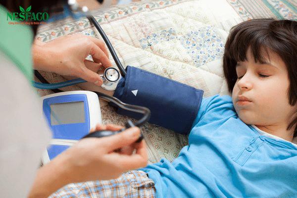 Bệnh Án Tăng Huyết Áp Ở Trẻ Em