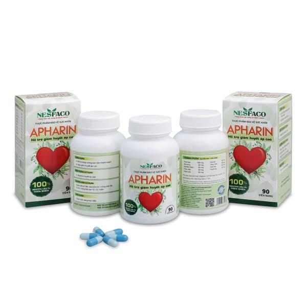Cây thuốc hạ huyết áp apharin