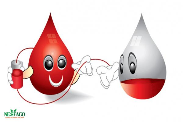 Cao huyết áp hiến máu