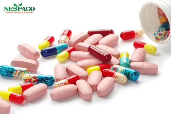 dùng thuốc tăng huyết áp apharin