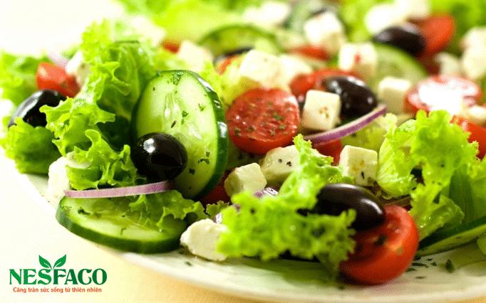 ăn chay và cao huyết áp