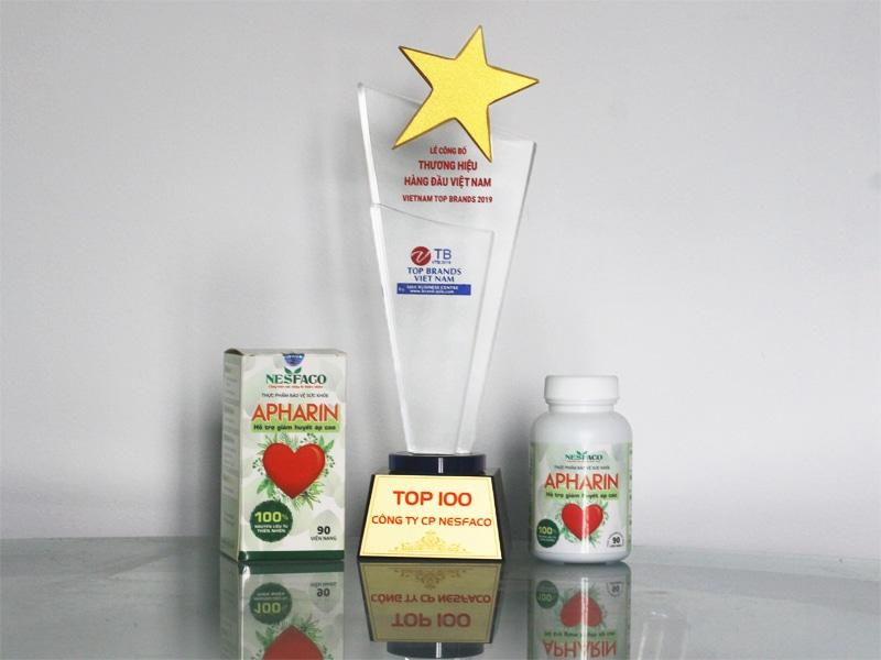 Giải thưởng Thương Hiệu Hàng Đầu Việt Nam 2019
