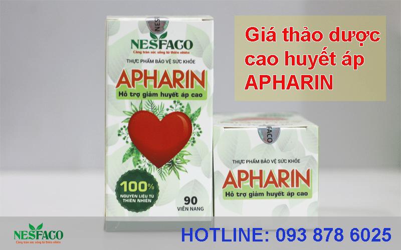 Apharin giá bao nhiêu
